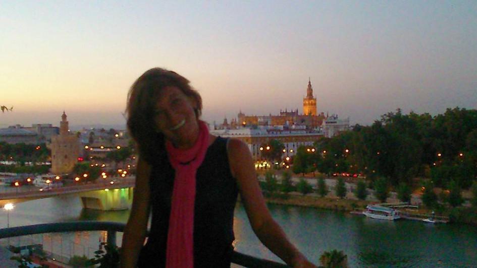 Pilar Fuertes Aguilar, Blog.